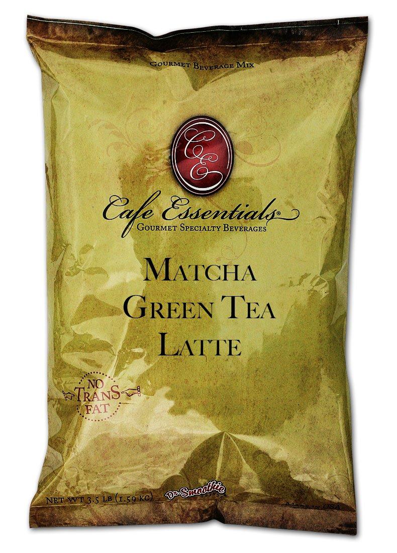 Cafe Essentials Matcha Green Tea Latte, 3.5 Pound Bag