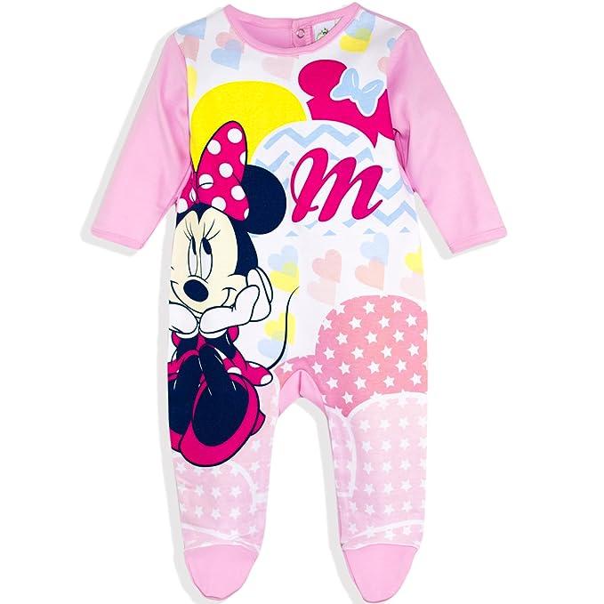 Disney - Pelele para Dormir - para bebé niña: Amazon.es: Ropa y accesorios