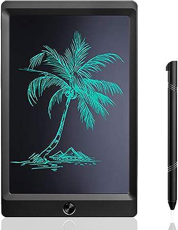 fukjem Portable Practical Reusable LCD Writing Drawing Tablet Board Tablets