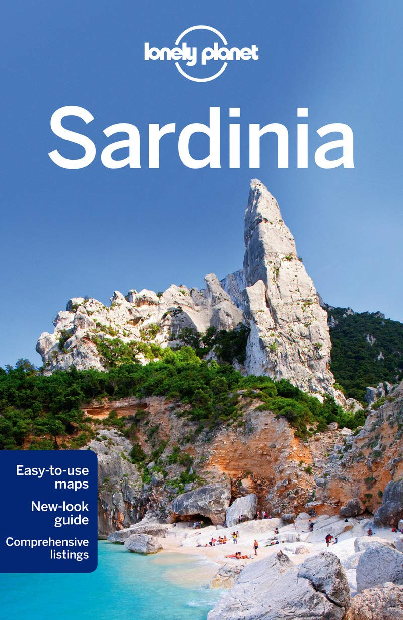 Lonely Planet Sardinia Country Regional Guides  Christiani ...