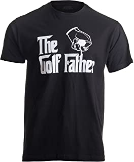 c74c1d727 The Golf Father | Funny Saying Golfing Shirt, Golfer Ball Humor for Men T-