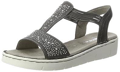 1c06d628185 Jenny Women s Korsika-Sport T-Bar Sandals  Amazon.co.uk  Shoes   Bags