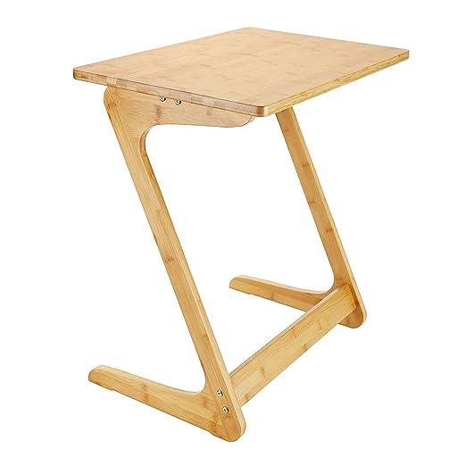 NNEWVANTE - Bandeja para sofá, mesa, ordenador portátil, mesa de ...