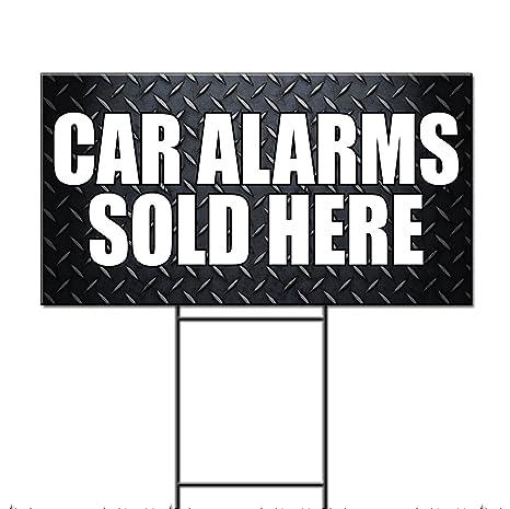 Alarmas de coche se vende aquí AUTO coche vehículo plástico ...