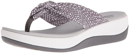 5886bb2e430b Clarks Women s Arla Glison Flip Flop