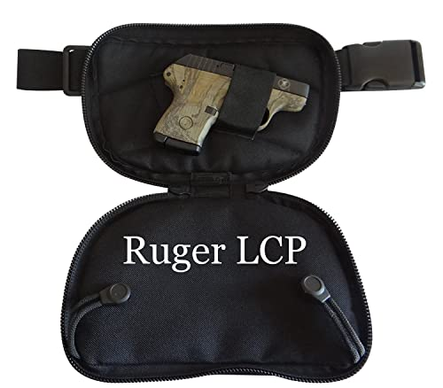 Small- DTOM Concealed Carry Fanny Pack Condura Nylon