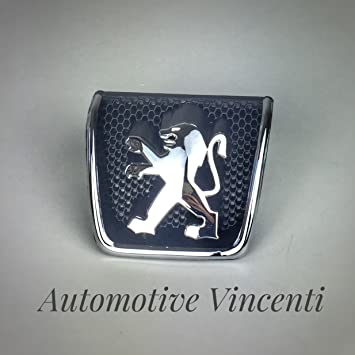 Insignia Escudo delantero, Logotipo Peugeot 307,desde 2001 ...