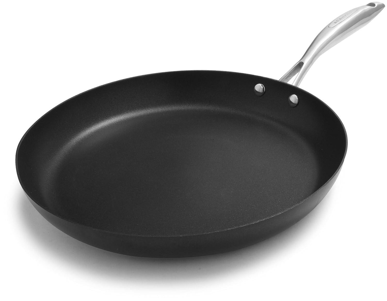 """Scanpan PRO IQ Nonstick Fry Pan, 12.5"""", Black"""