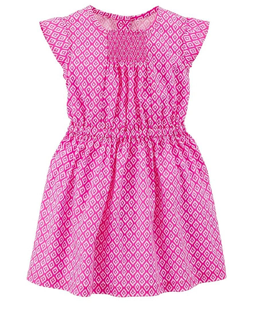Carters Toddler Girls Geometric Dress