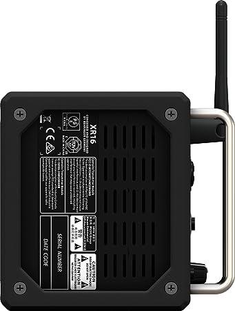 Mezclas y producción Behringer X Air XR16 digitales: Amazon.es ...