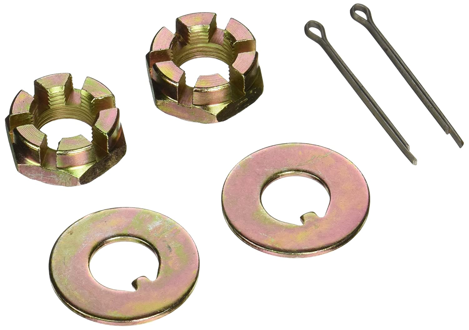 Helix HWWS3 Spindle Nut and Washer Kit (Early Ford Spindle Nut and Washer Kit - Each)