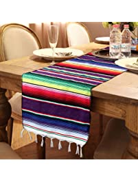 Amazon table runners home kitchen table runners workwithnaturefo