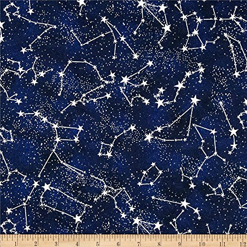 6 Foot Twin Weighted Blanket by Lifetime Sensory Solutions, Custom Made Weighted Sensory Blanket for Teens and Adults (20 lb for 170 lb user, Glow in the Dark Constellations)