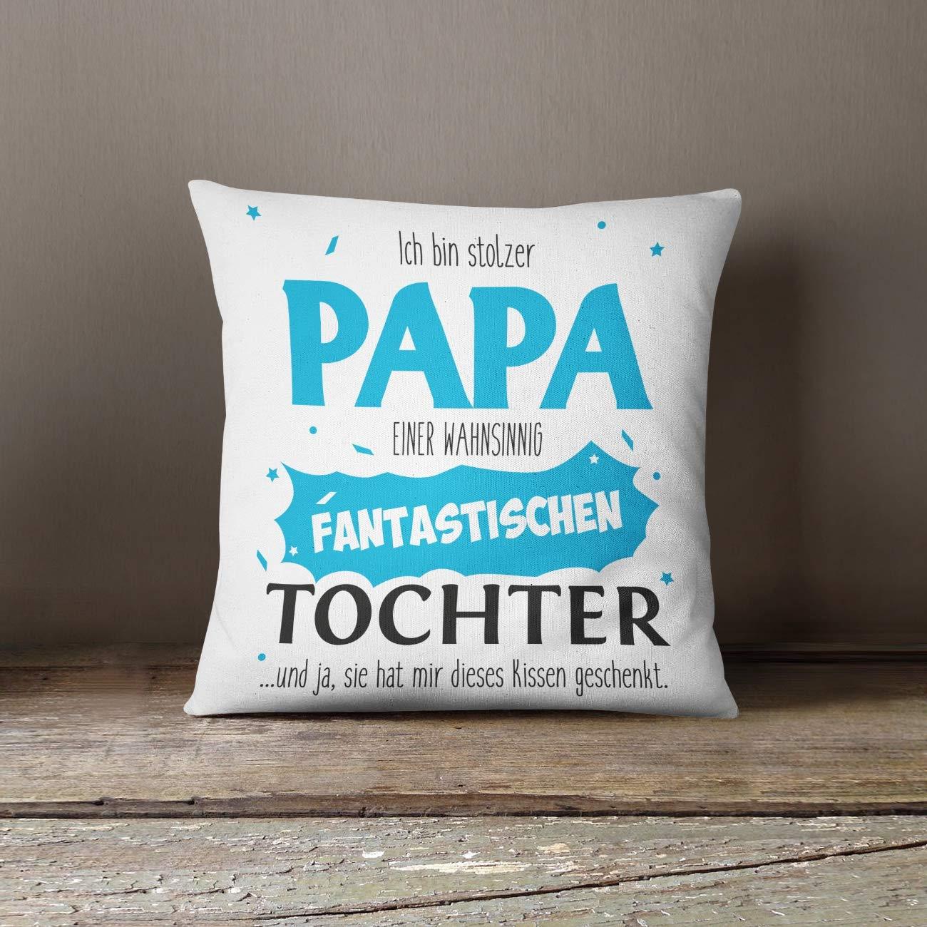 Feste Besondere Anlässe Cooles Geschenk Papa Kissen