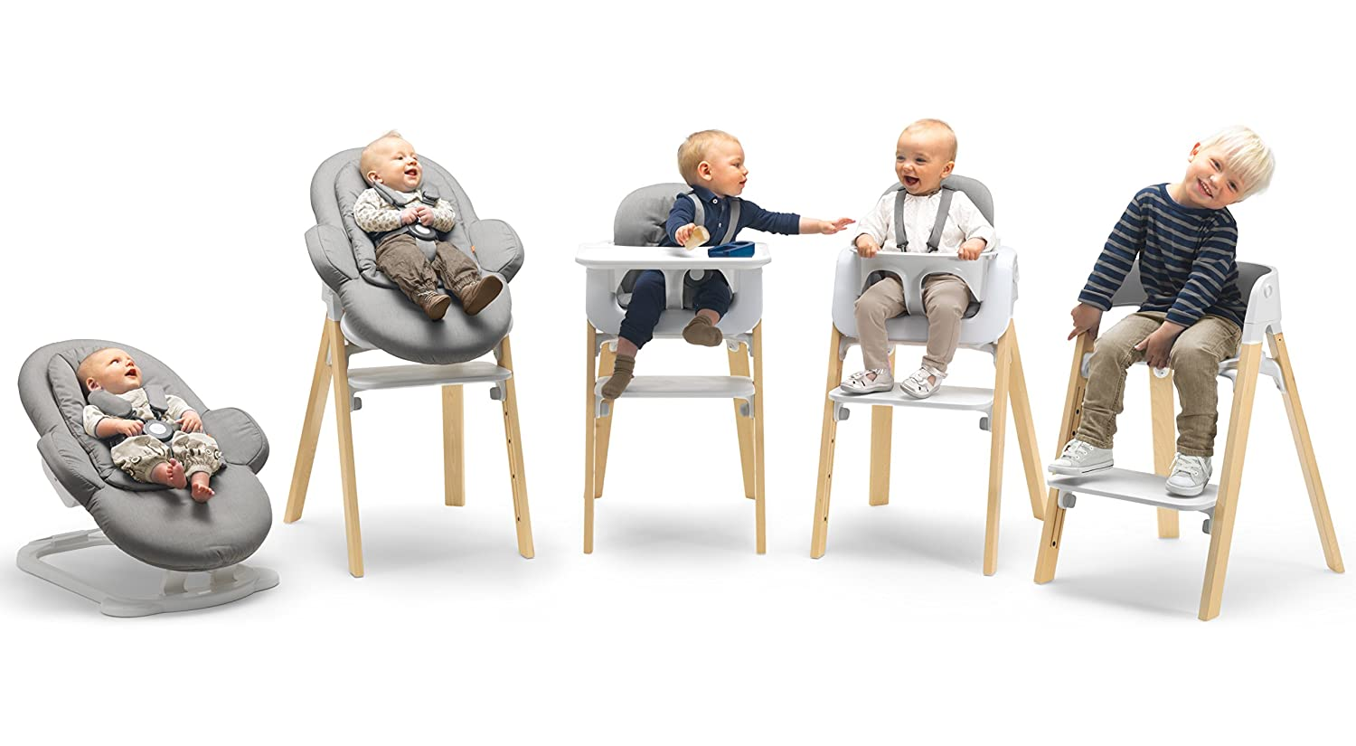 stokke steps highchair home design. Black Bedroom Furniture Sets. Home Design Ideas