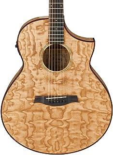 Amazon Com Ibanez Talman Tcm50 Cutaway Acoustic Electric Guitar In