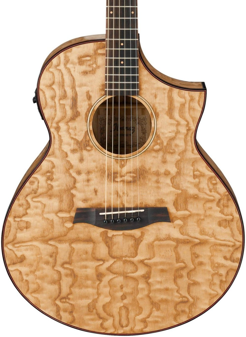 Ibanez Exotic Wood Aew40as Nt Acoustic Electric Guitar Guitar Affinity