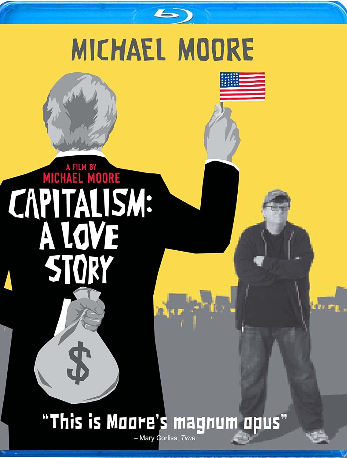 Amazon.com: Capitalism: A Love Story [Blu-ray]: Michael Moore ...