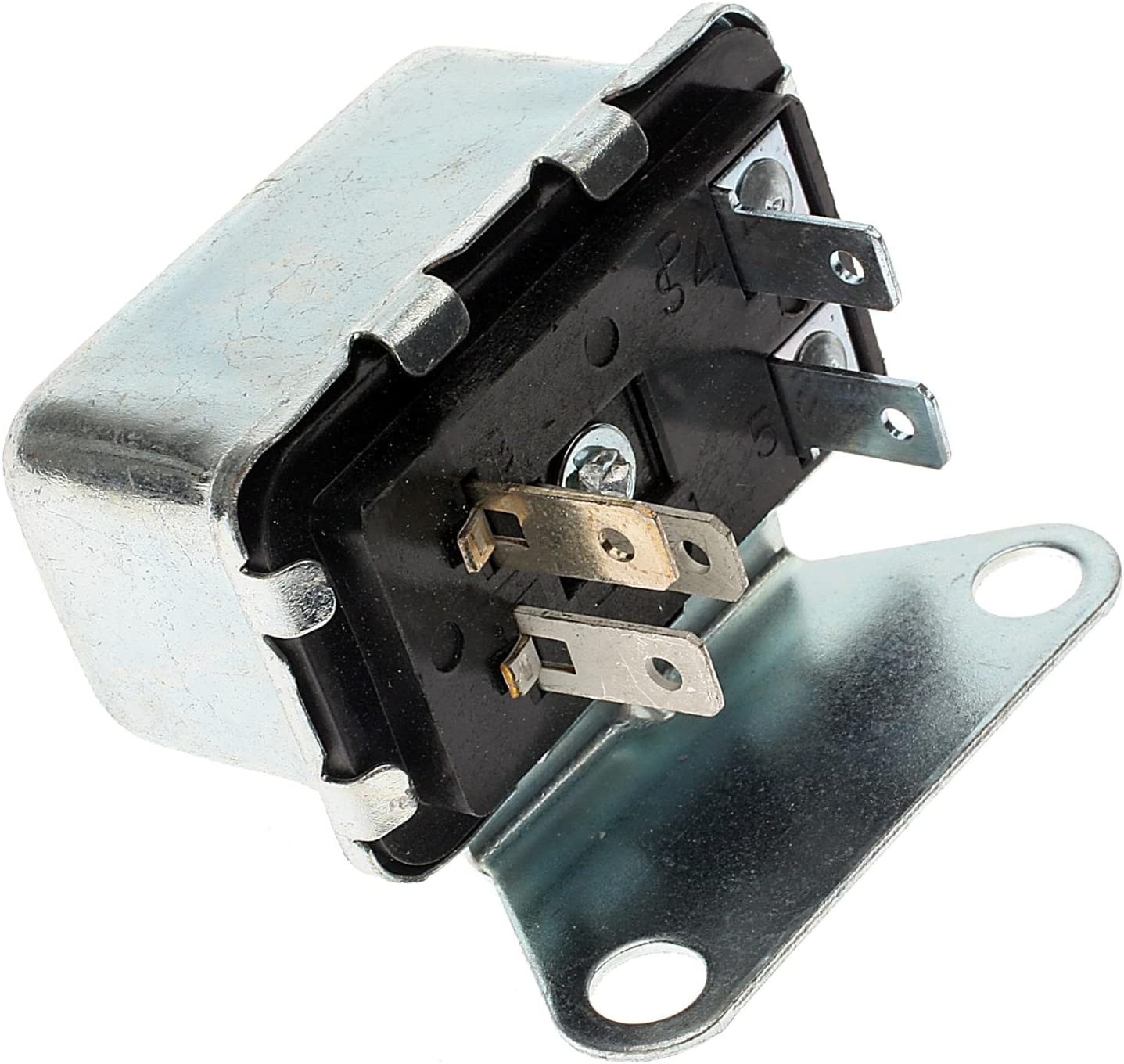ACDelco D1724C Professional Auxiliary Engine Cooling Fan Relay