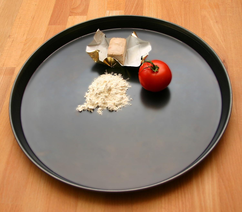 GR/ÄWE/ estable profesional de calidad /Bandeja redonda Pizza 40/cm