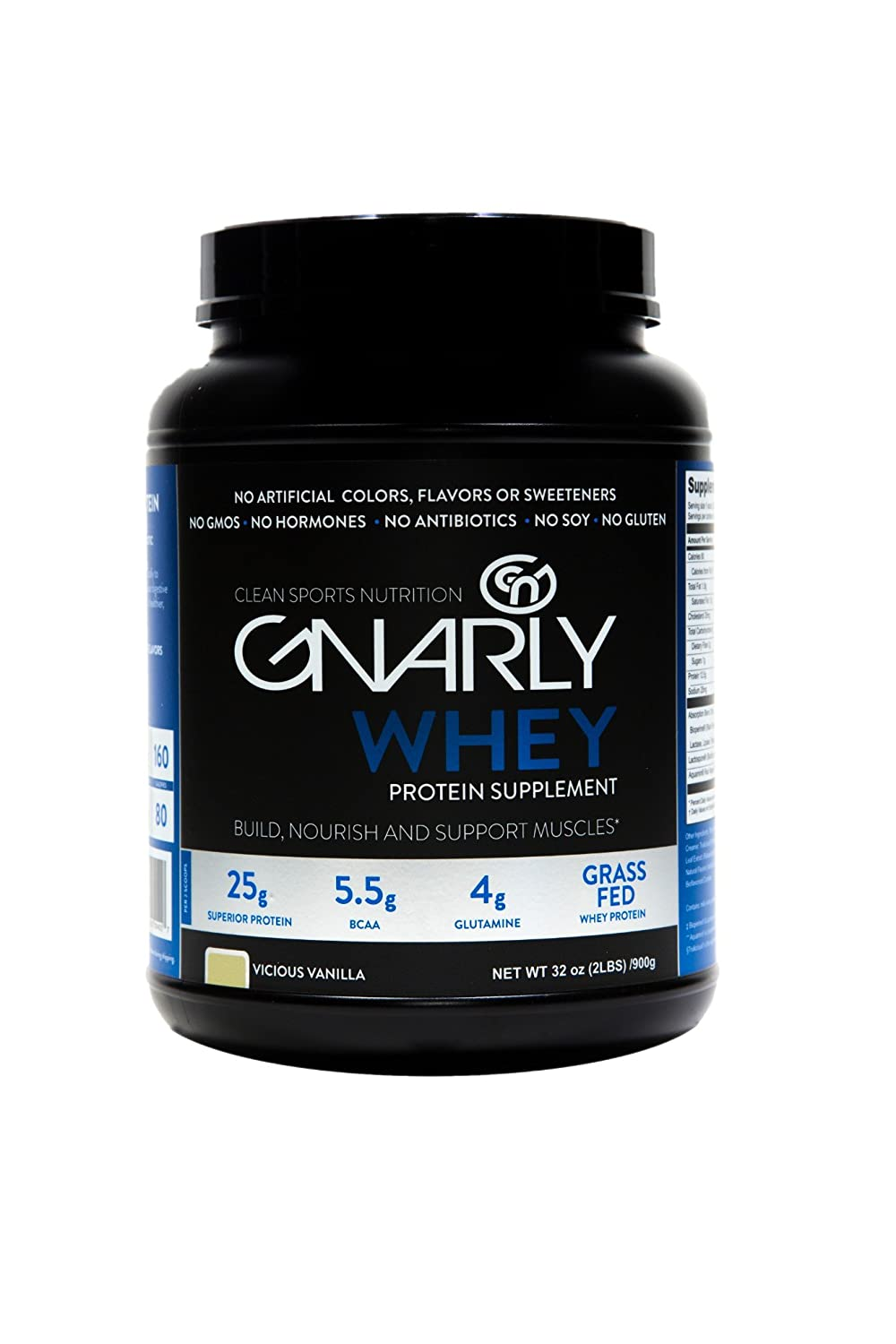 My protein grass fed whey