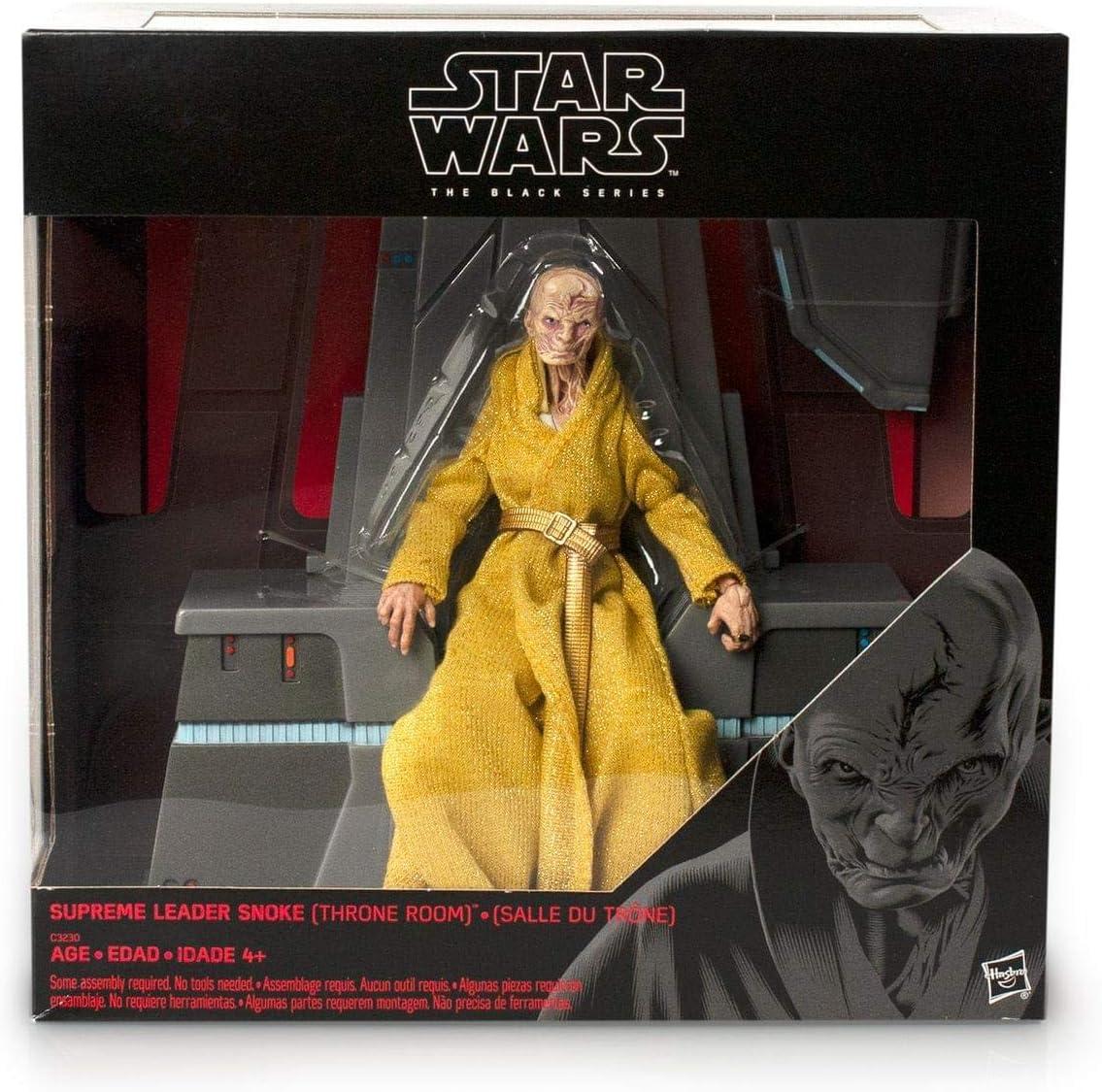"Star Wars Vintage Collection Líder supremo snoke 3.75/"" Figura De Ação"