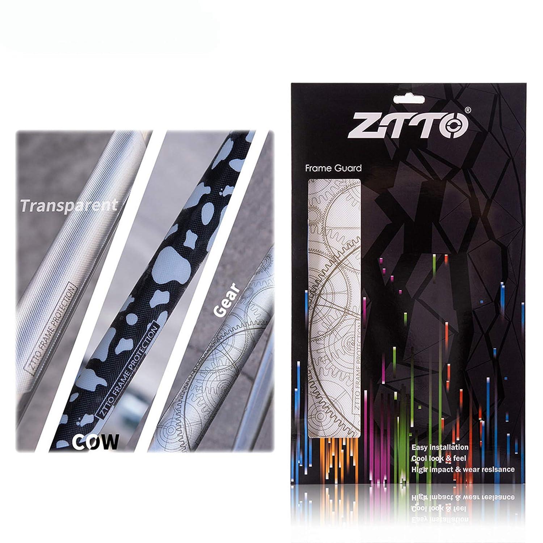 Amazon.com : SHEAWA ZTTO 3D MTB Bicycle Frame Scratch ...