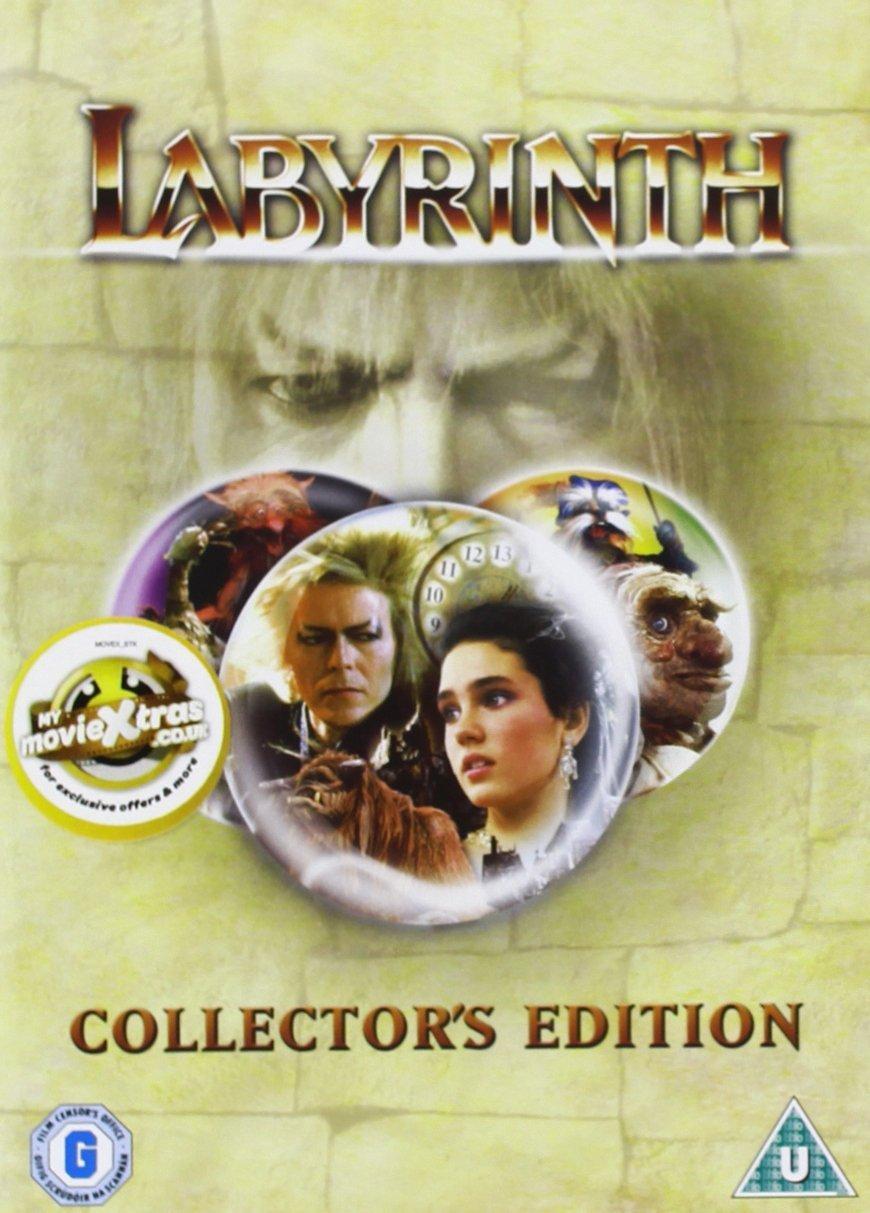 Labyrinth -Collectors Edition [Reino Unido] [DVD]: Amazon.es ...