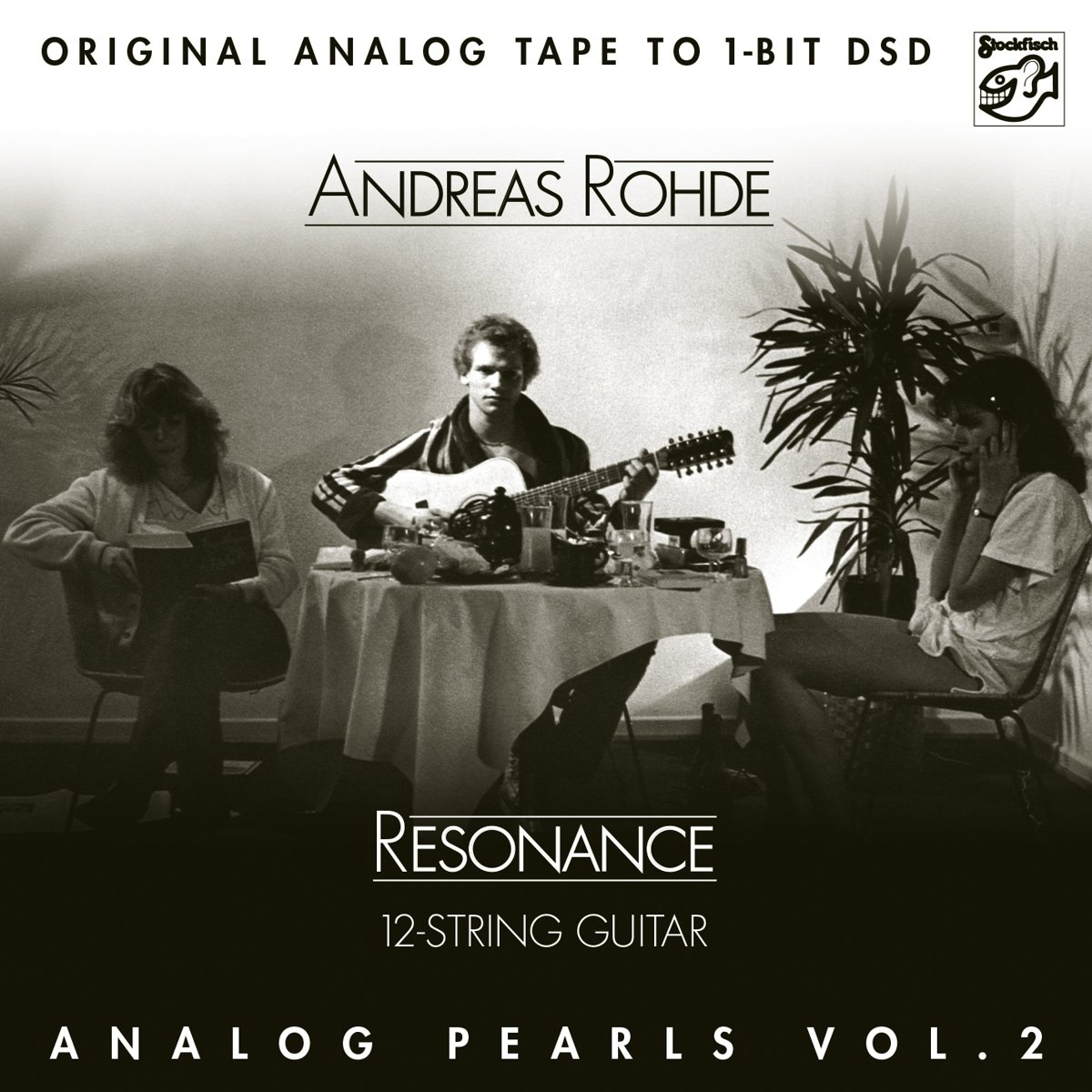 Limited time cheap sale ANALOG PEARLS VOL. 2 RESONANCE Excellent -