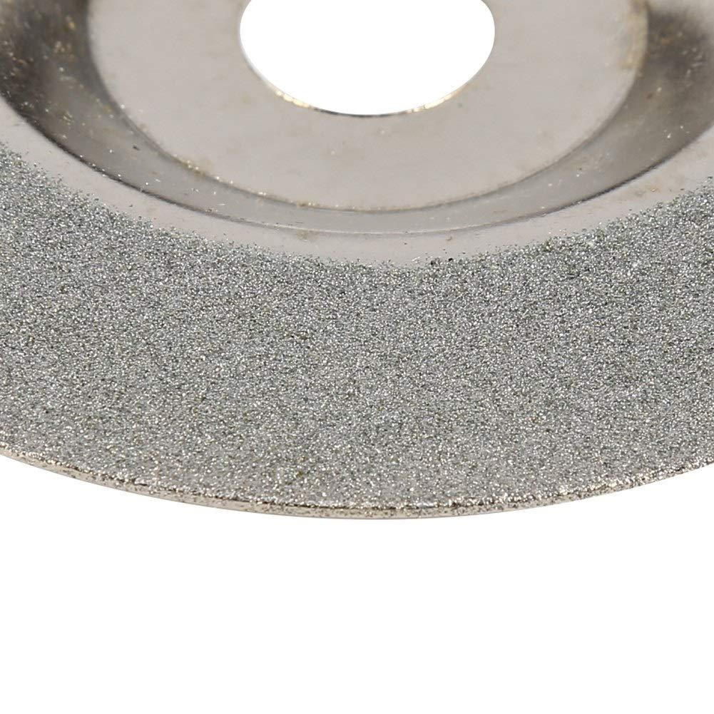 Rueda recta for cortar vidrio cer/ámico m/ármol placa de circuito metal 4 diamante Muela