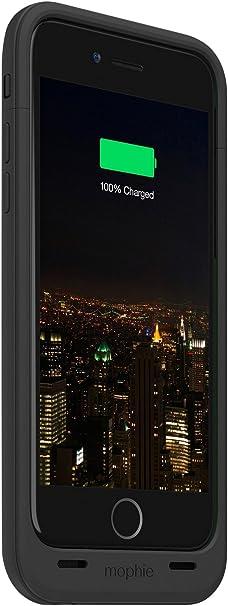 Mophie Juice Pack Plus - Carcasa con batería para Apple iPhone 6, 3300 mAh, color negro: Amazon.es: Electrónica