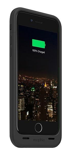 Mophie Juice Pack Plus - Carcasa con batería para Apple iPhone 6, 3300 mAh, color negro