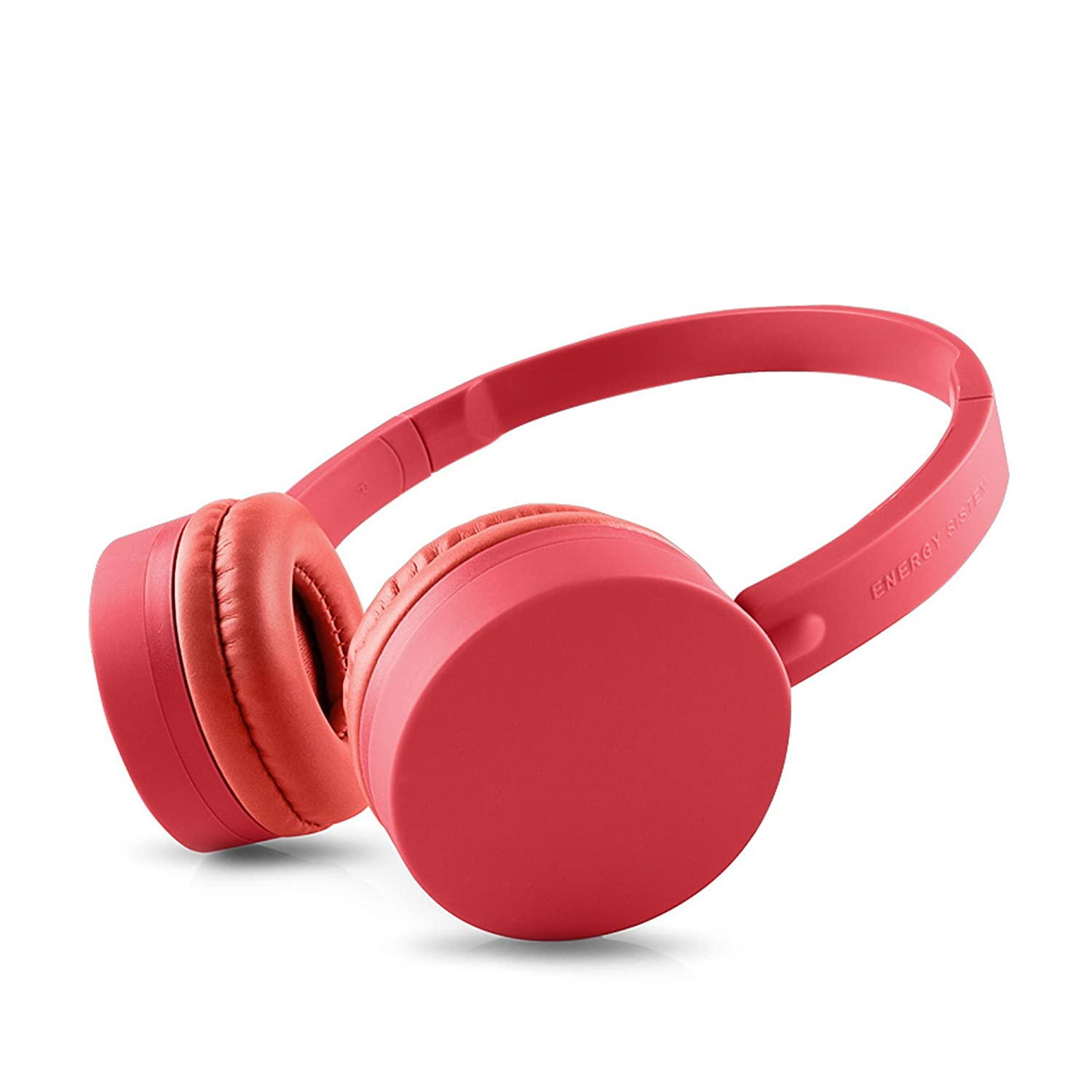 Energy Sistem 42483 - Auriculares con Bluetooth, color coral: Amazon.es: Electrónica
