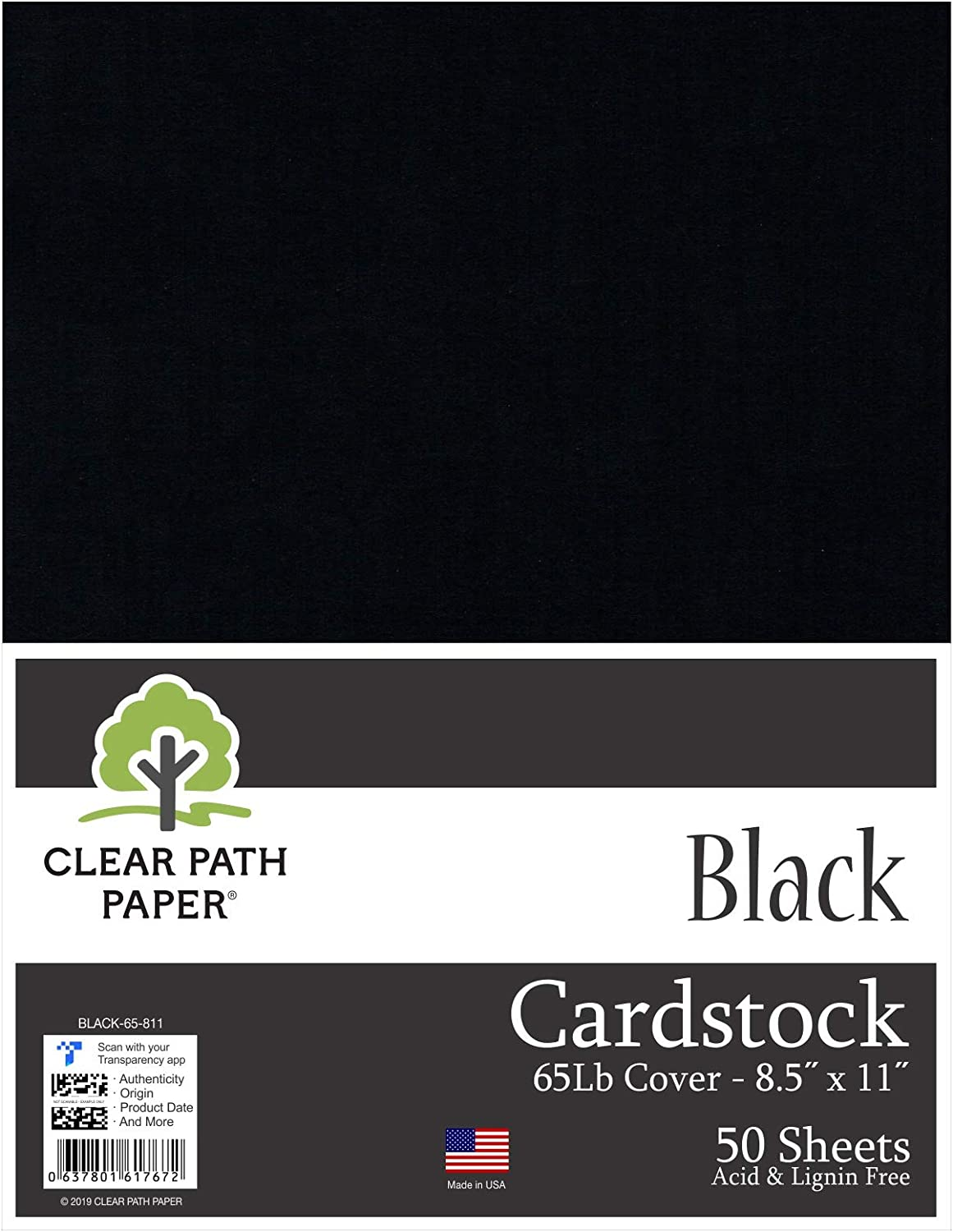 """Free Delivery. Premium Quality 8.5/""""x11/"""" 65lb Cover Cardstock Paper"""