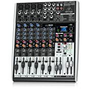 front facing behringer xenyx x1204usb