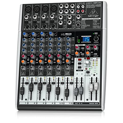 BEHRINGER XENYX 12 Channel Mixer