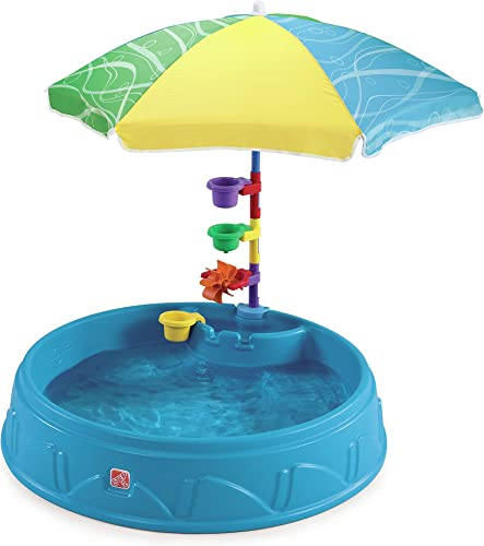 Step2-Play-&-Shade-Pool-for-Toddlers-|-Plastic-Kids-Outdoor-Pool,-Multicolor