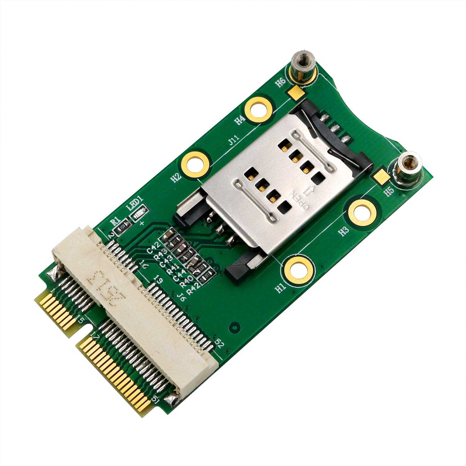 Mini Pcie Superplus Adapter With Sim Card Slot For 3g/4g,wwa