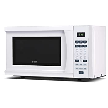 Commercial Chef CHM770W Counter Top Microwave Oven