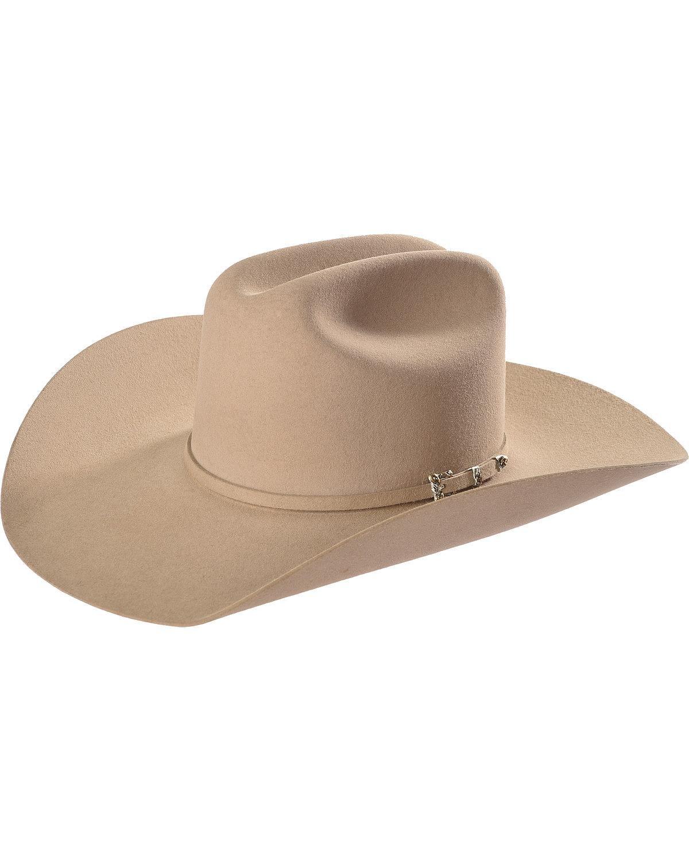 Resistol Men's Circuit 6X Felt Hat Tan 7