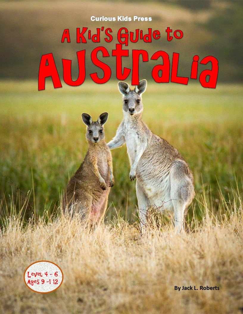 A Kid's Guide To Australia  English Edition