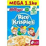 Kellogg's Rice Krispies Cereal, 1.1 kg