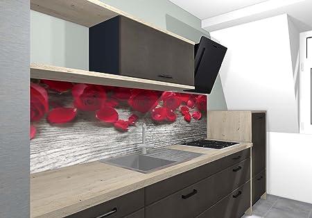 Küchenrückwand / Nischenverkleidung / Fliesespiegel perfekt für die ...