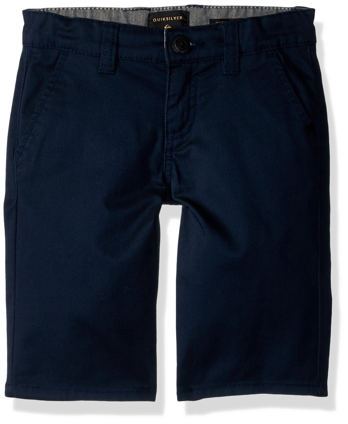 Quiksilver Boys' Little Kid Everyday Union Stretch Shorts, Navy Blazer, 4 by Quiksilver (Image #1)