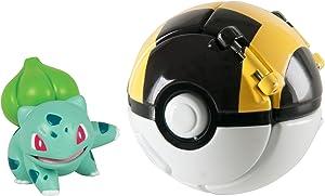 Pokémon Throw 'N' Pop Poké Ball, Bulbasaur and Ultra Ball