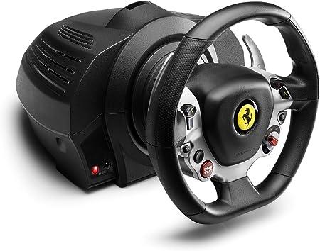 Thrustmaster Tx Racing Wheel Ferrari 458 Italia Amazon De Computer Zubehör