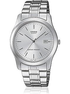 e791754ac518 Casio Reloj Analógico para Hombre de Cuarzo con Correa en Acero ...