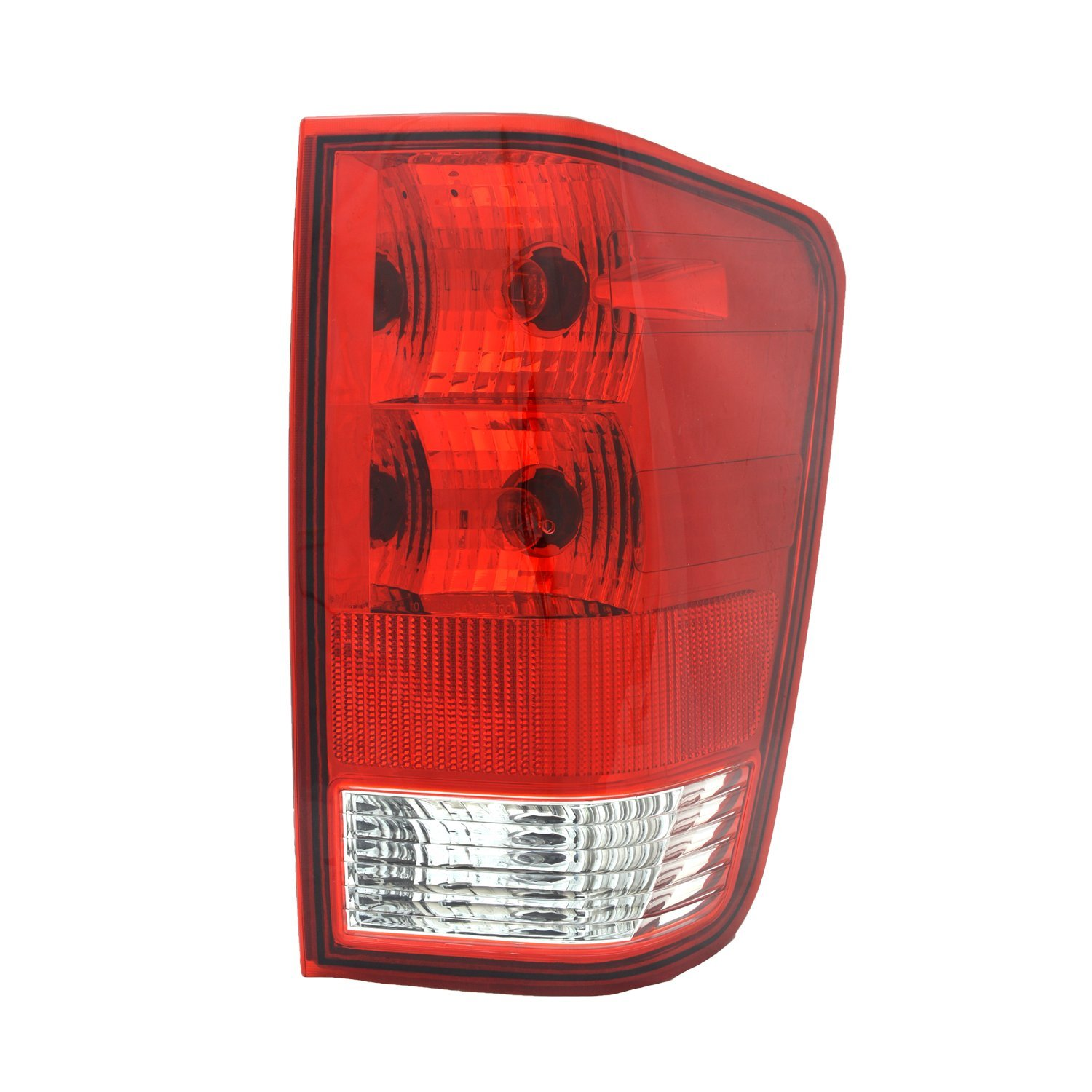 TYC 11-5999-00-9 Compatible with NISSAN Titan Right Replacement Tail Lamp
