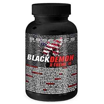 BBGenics, BlackDemon X-Treme II, T-Booster, maca de calidad,