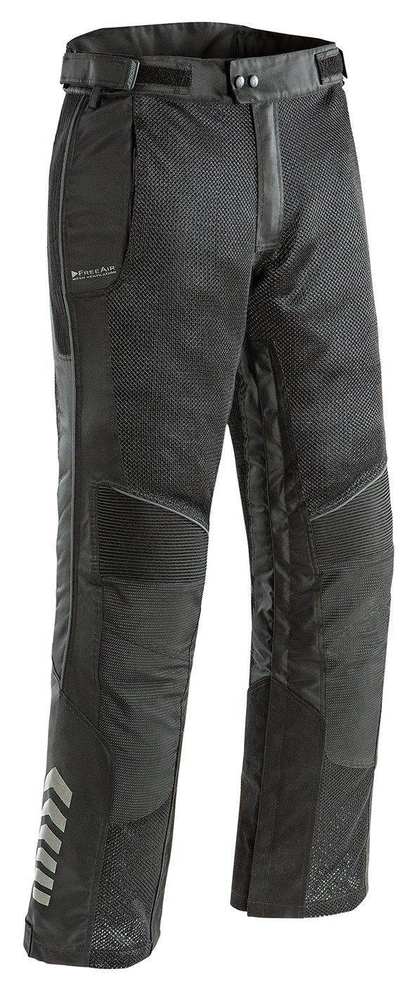 Joe Rocket Phoenix Ion Men's Mesh Motorcycle Pants (Black, XXX-Large Short)
